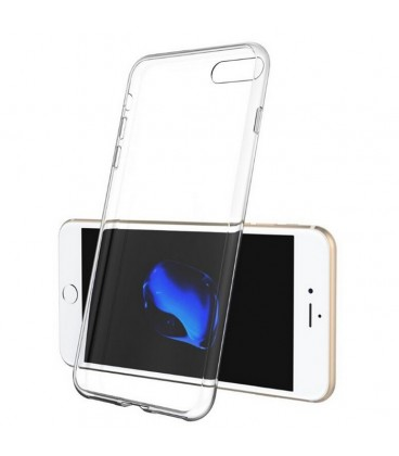 iPhone 7 plus Transparant TPU Hoesje