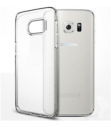 Samsung Galaxy S7 Transparant TPU Hoesje