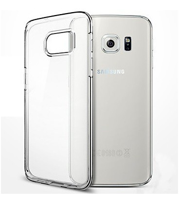 Samsung Galaxy S7 edge Transparant TPU Hoesje