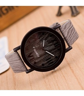 Heren horloge houtlook