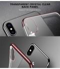 iPhone XS - XS Max Transparant Ultradun TPU Hoesje