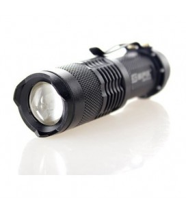 Zoom led zaklamp